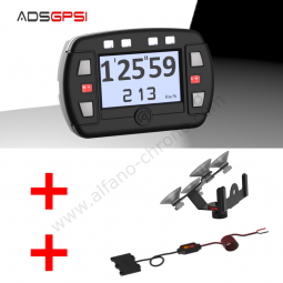 Alfano DSGPSI + support ventouse + alimentation 12 V