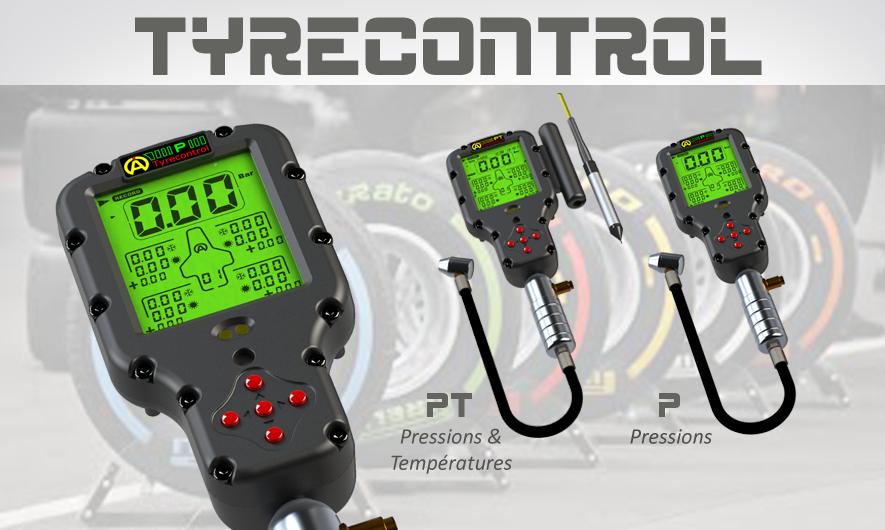 Tyre Control Pression Alfano