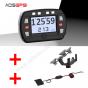 Alfano ADSGPSi + support ventouse A-5001+ alimentation 12 V A-4002