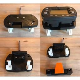 Support volant karting location pour ADSGPS ou ALFANO 6