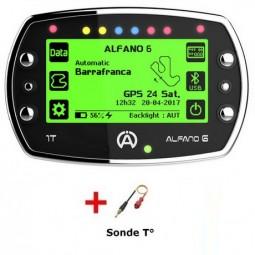 ALFANO 6 1T + sonde température eau A-2111