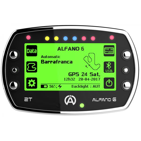 Recherche chrono avec indicateur de partiel en live Alfano-6-2t